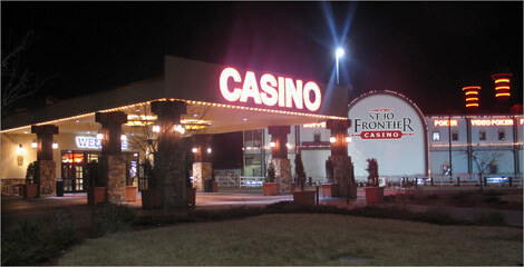 St. Jo Frontier Casino