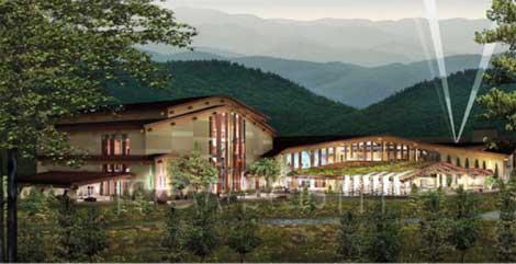 Harrahs Cherokee Event Center