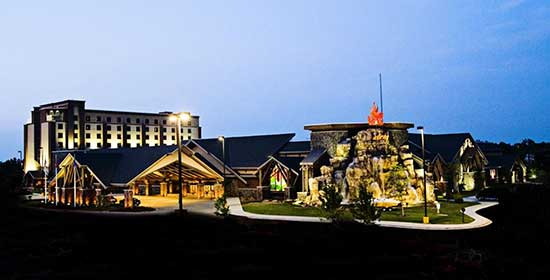 Cherokee Casino West Siloam Springs