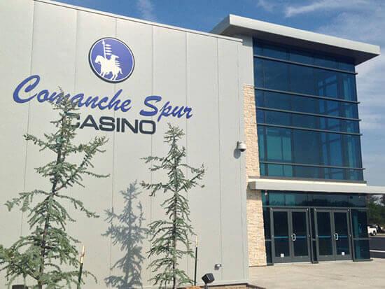 Comanche Spur Casino