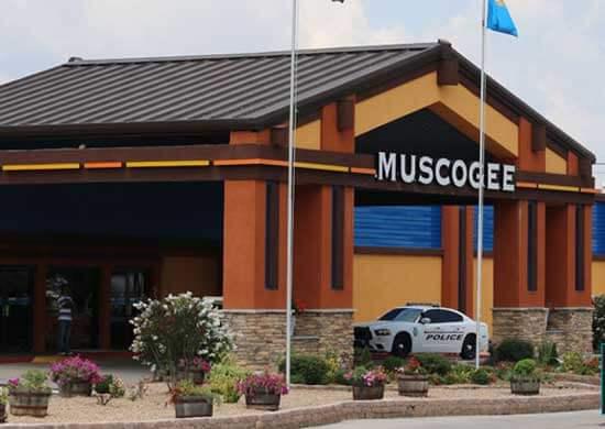 Creek Nation Casino Muskogee
