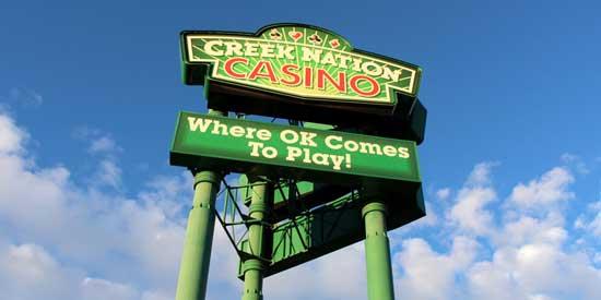 Creek Nation Casino Okemah