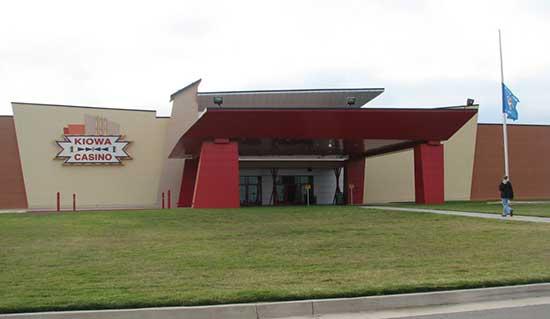 Kiowa Red River Casino