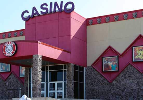Sac & Fox Casino Stroud
