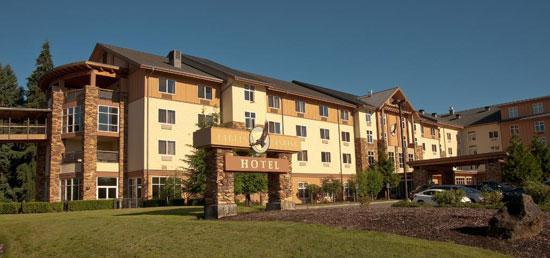 Eagle Landing Hotel